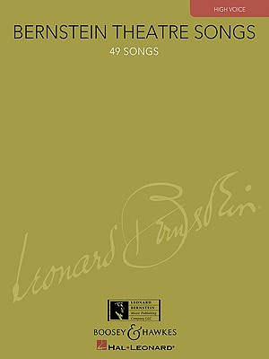 Bernstein Theatre Songs By Bernstein, Leonard (COP)/ Walters, Richard (EDT)